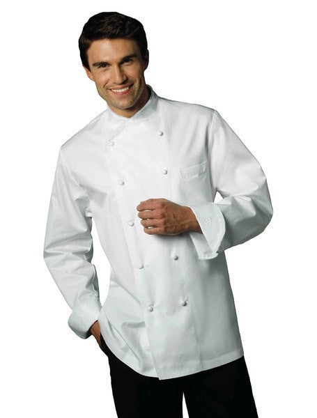 Bragard Joel Chef Jacket w/ White Piping