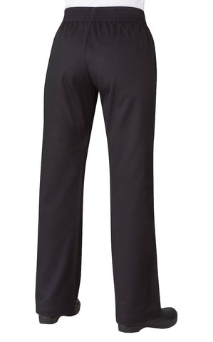 Chef Works Women's Basic Baggy Pants