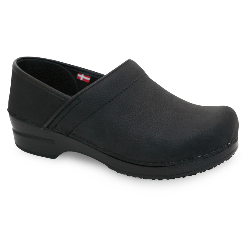 Sanita Albertine Women's Chef Clog - side view