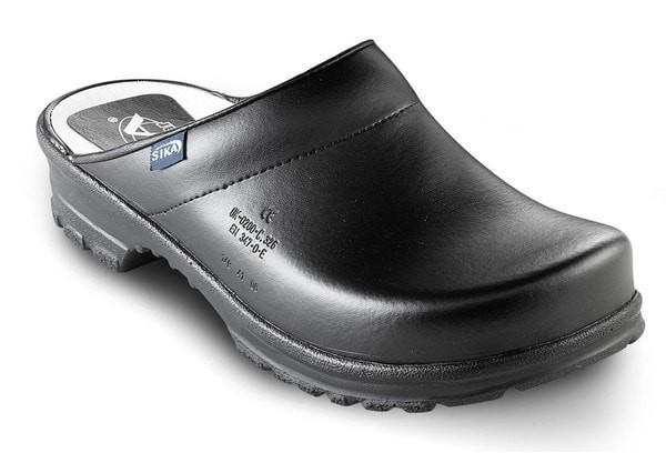 Giasco Free Semi Open-Back Chef Shoe