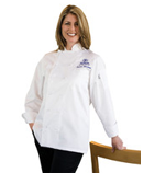 Elyse Women's Chef Coat by Chef Works
