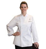 St. Tropez Women's Chef Coat by Chef Works