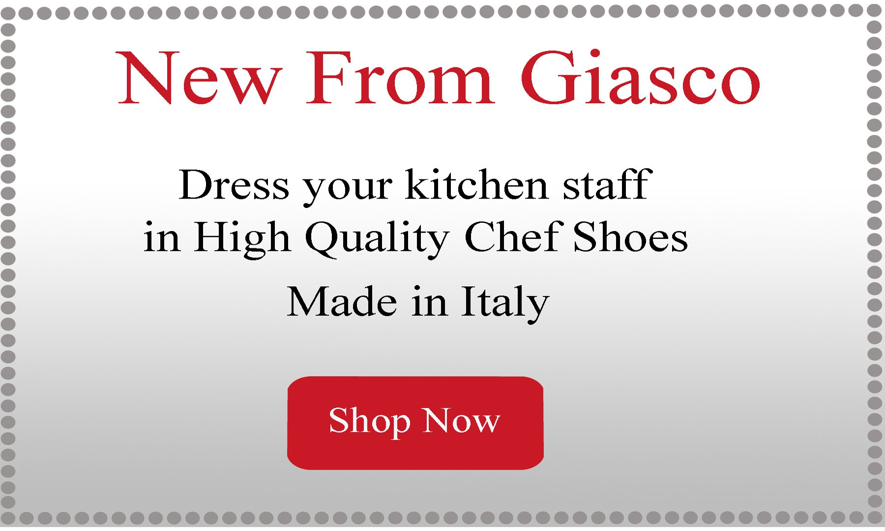 New From Bragard | Chef Uniforms