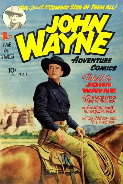 John Wayne Adventure Comic No. 1