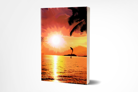 Sunset Lovers Journal ~ 7x10 Size, 200 Pages