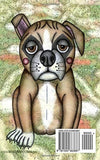 Journal: Blank Book Diary ~ 5 x 8 Pocket Size, 80 Gray Lined Pages, French Bulldog Cover