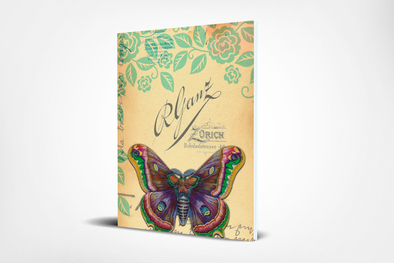 Butterfly Styled Pages Journal