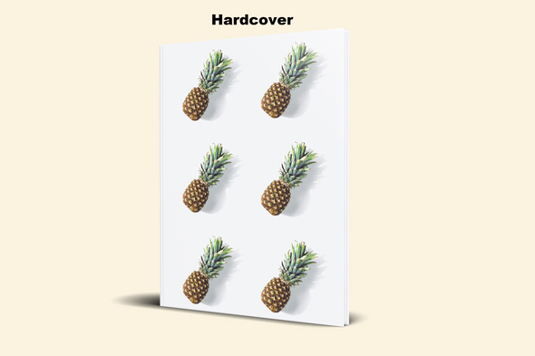 Pineapple Planner ~ 8.5x11 Formatted with Index, Calendar and 250 Numbered Pages