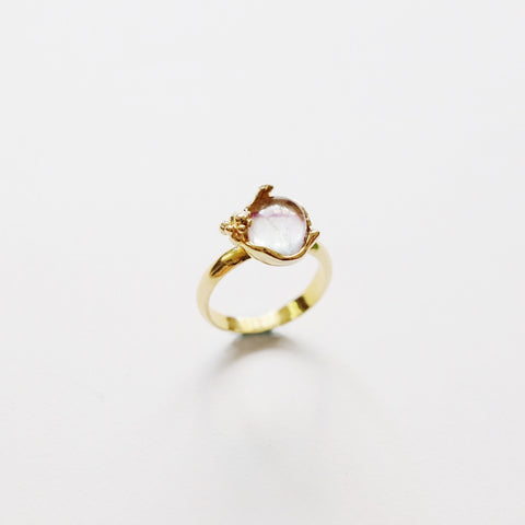 Glowing Grass Ring (Gold)