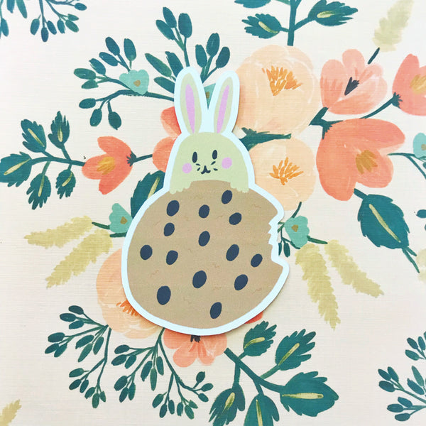 Bunny Cookie Die Cut