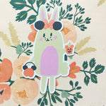 Trick or Treat Bunny Die Cut
