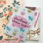 OhSoFawn Sticker Book