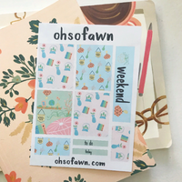 Homeware Sticker Kit