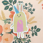 Unicorn Bunny Die Cut