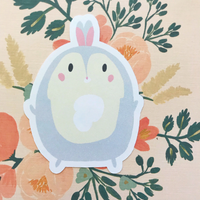 Thumper Inspired Die Cut
