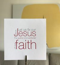 Load image into Gallery viewer, Jesus Faith
