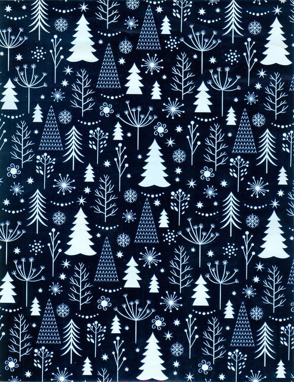 BLUE HOLIDAY TREES (NEW)