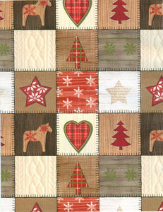 QUILTED CHRISTMAS (NEW)