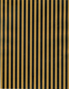 BLACK/GOLD STRIPE (NEW)
