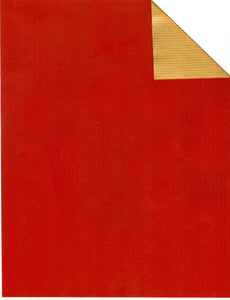 RED/GOLD KRAFT (NEW)