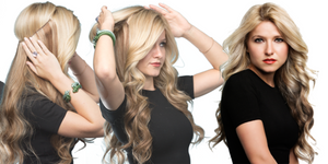 Get longer fuller hair