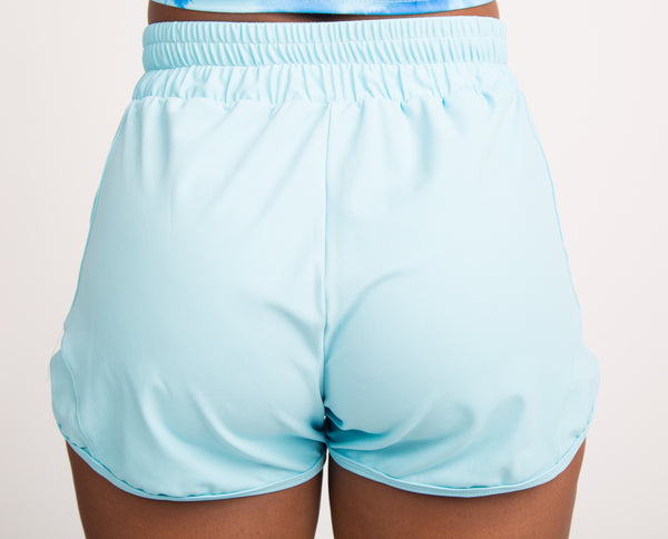 Acceleration Performance Shorts - Sky Blue