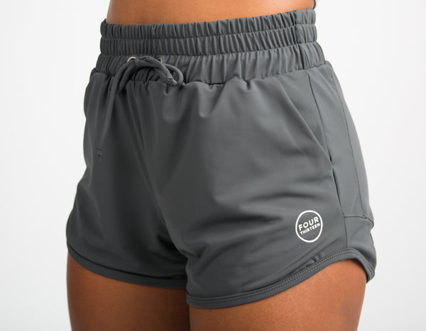 Acceleration Performance Shorts - Grey