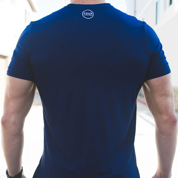 Performance Tech Tee - Navy Blue