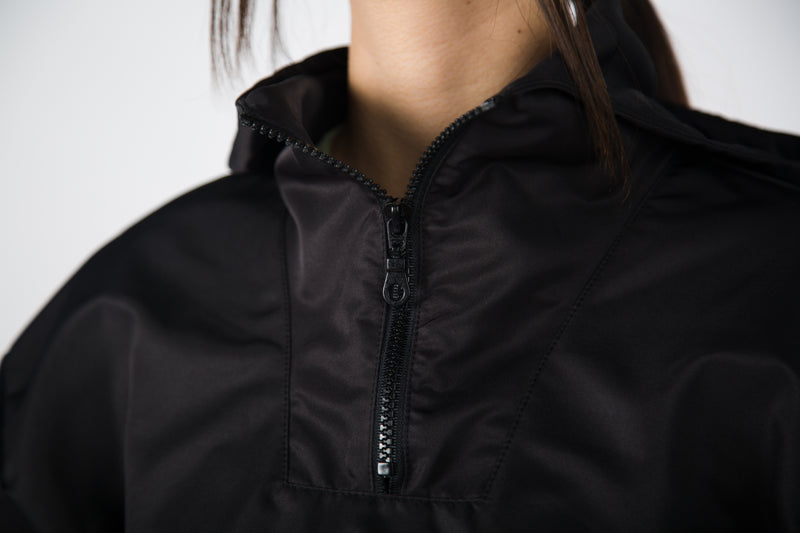 Envision Quarter Zip - Black