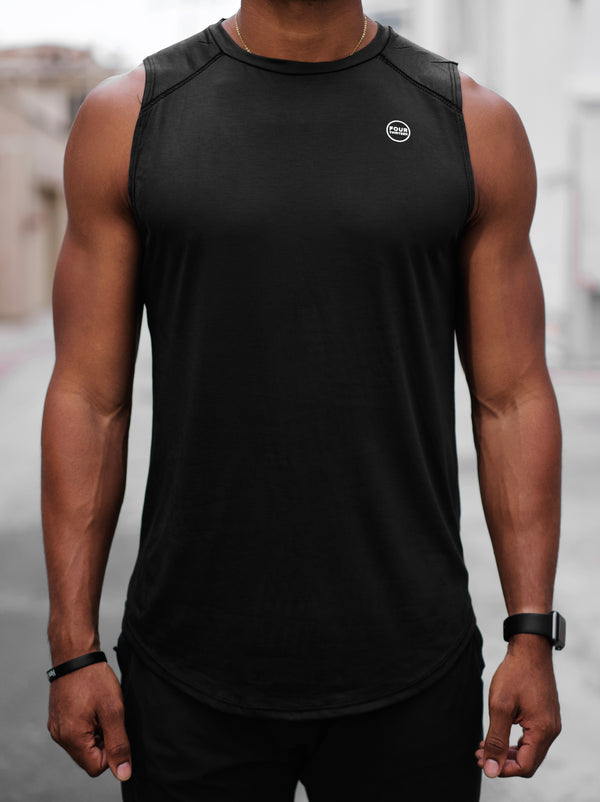 Ascension Tank - Black