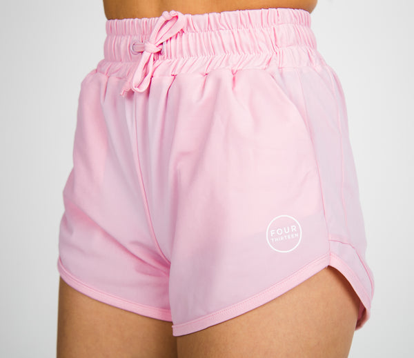 Acceleration Performance Shorts - Brushed Pink