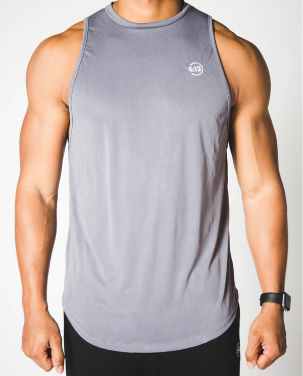 OG Tank: Final Sale Item - Grey