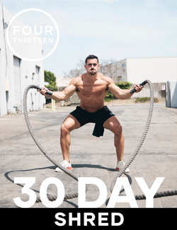30 Day Shred - Mens