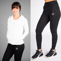 Active Zip Up and Active Jogger Bundle