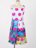 polka dots fantasy dress