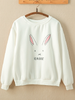 lovin' rabbit sweatshirt