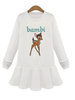 bambi plus size dress