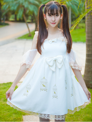 follow me lace dress