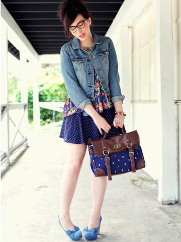 Yuki beloved satchel