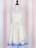 afternoon tea rabbits strap dress