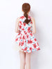 miss flora chiffon dress