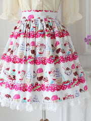sweet treat skirt
