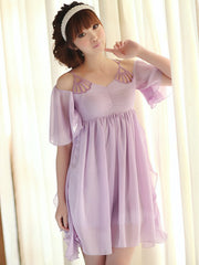 lilac lover dress
