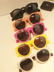 Korean candy colored sunnies