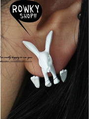 run rabbit run ear pins