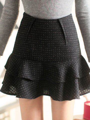 layer lover skort