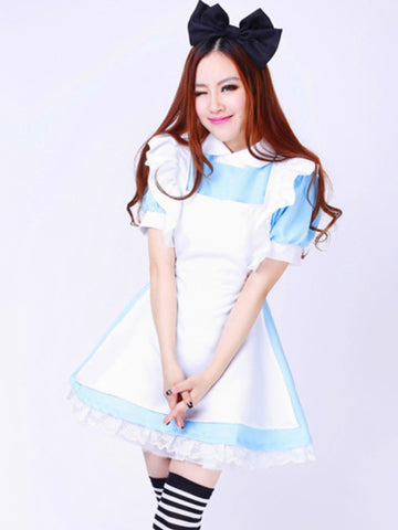 Alice in wonderland cosplay set