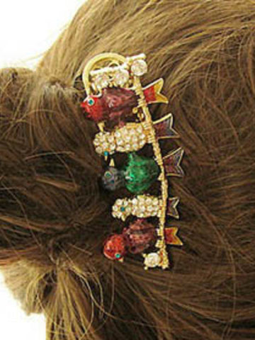 tweet tweet hair pin