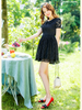 love picnic crochet lace dress