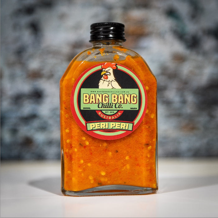 Peri Peri Sauce - Bang Bang Chilli Co style